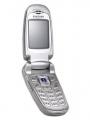 Samsung SGH-E620